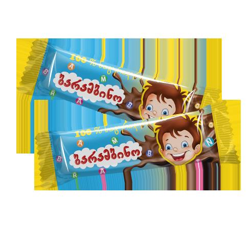 ბარამბინო – რძიანი შოკოლადის ბატონი