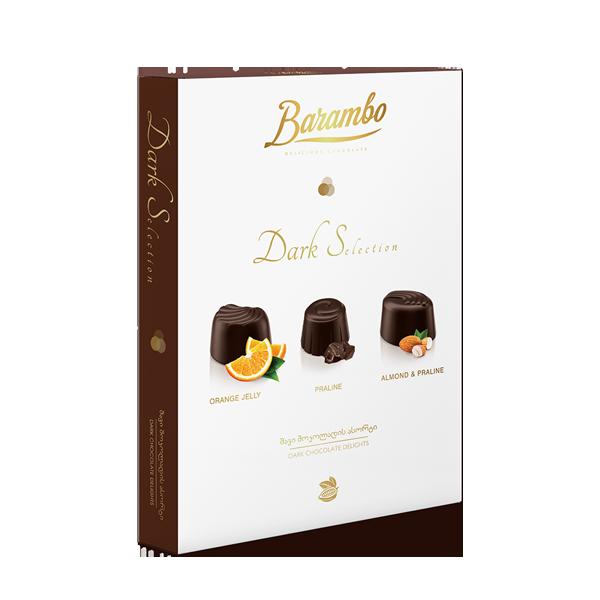 ბარამბო – შავი შოკოლადის ასორტი