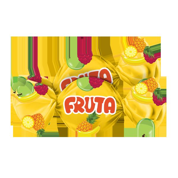 Fruta – მულტიფრუტი-მწვანე ვაშლი