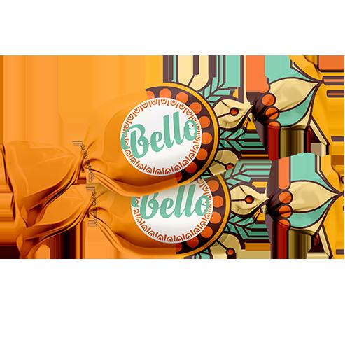 Bello – კარამელი-ბისკვიტი ვაფლით