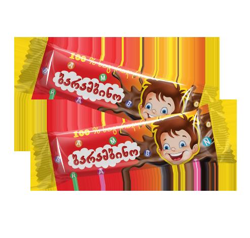 ბარამბინო – რძიანი შოკოლადის ბატონი კაკაოთი