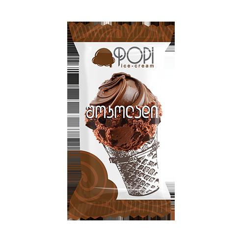 POPI – შოკოლადის ნაყინი