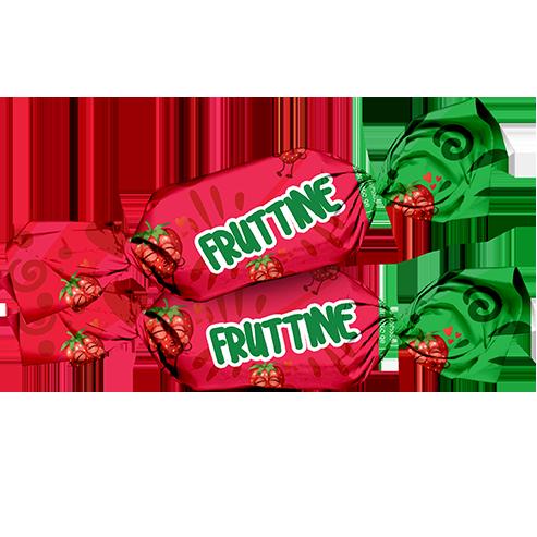 Fruttine – მარწყვი