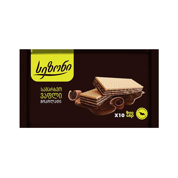 სეზონი – ვაფლი შოკოლადით
