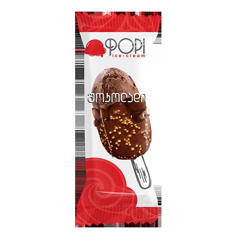 POPI – ესკიმო-შოკოლადი ხრაშუნებით